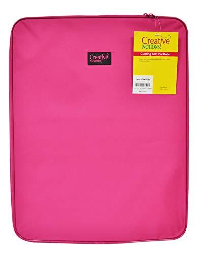 Creative Notions Cutting Mat Portfolio Bag in Pink