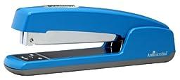 Bostitch Professional Antimicrobial Metal Executive Stapler, Blue (B5000-BLUE)