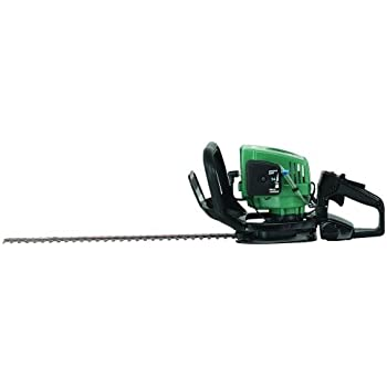 gas weed trimmer. weed eater ght225 22-inch 25cc 2-cycle gas-powered hedge trimmer gas
