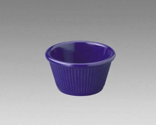 - Gessner Products IW-0383A-BL 3 oz. Fluted ramekin- Case of 12