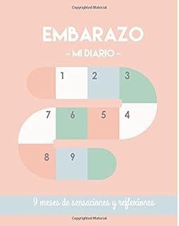 Embarazo Mi diario. 9 meses de sensaciones. Evolucion Regalo embarazadas: Barcerlover.co