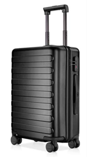 NINETYGO Expandable Spinner Carry-On Luggage, 20″ Lightweight Hardshell Suitcase with Spinner Wheels and TSA Lock, Easy Maneuverability & Anti-Drop and Wear-Resistant