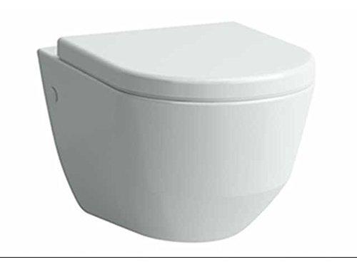 Laufen Pro Toilet Seat in White, 8969503000001 by Laufen