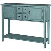 Powell Furniture 15A2060B Duplin Console, Small