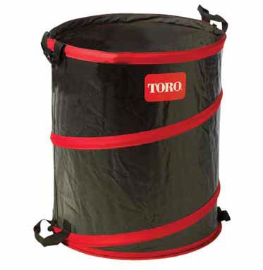 Toro 29210 43-Gallon Gardening Spring Bucket (Collapsible Trash Container compare prices)