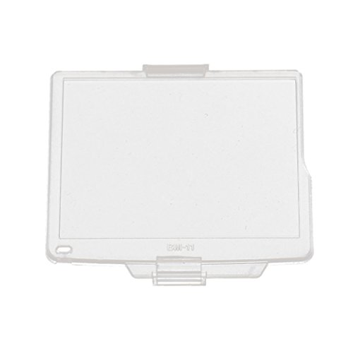 - gazechimp BM-11 Hard Plastic LCD Monitor Cover Screen Protector for Nikon D7000 DSLR