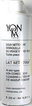 Yonka Lait Nettoyant Cleansing Milk 500ml(16.9oz) Prof Fresh New