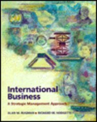 International Business: A Strategic Management Approach (McGraw-Hill Series in Management)