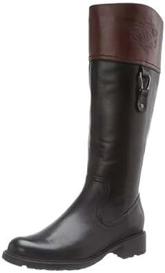 Blondo Women's Vida Boot,Black Nativo,5.5 M US