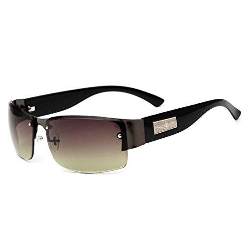 BestWare Men Sunglasses Driving Glasses Police Polarized Sunglasses Summer Sunglasses - Police Glasses Brand Frames