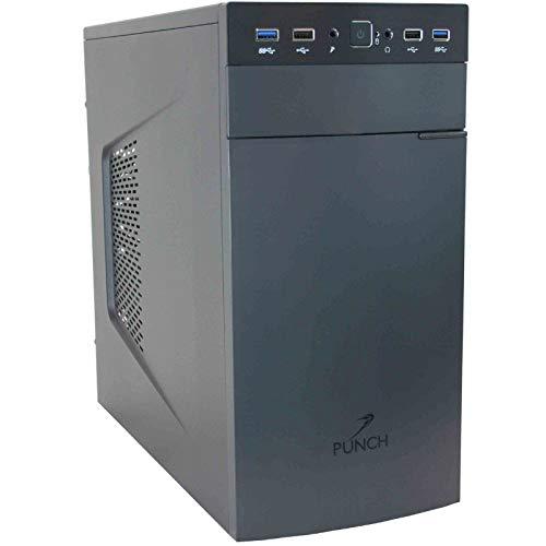 Punch LDT Desktop PC – (Intel Core i5-9400 2.9Ghz Hexa Core, 8GB DDR4 Ram, 240GB SSD, No OS)