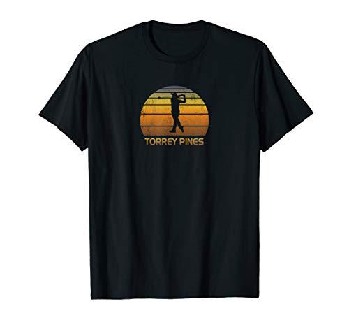 Torrey Pines California Golf Shirt Golfer Fan Cool Apparel