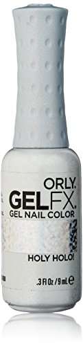 Orly Gel Fx Nail Color, Glitters Holy Holo,, 0.3 Ounce