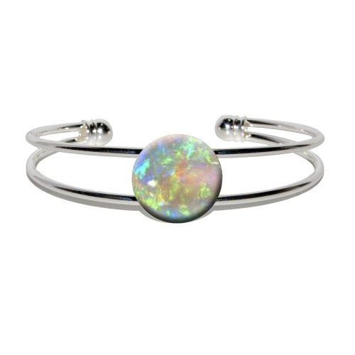 Opal October Birthstone Image Only