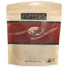 Stoneridge Orchards All Natural Whole Dried Montmorency Cherries  5 Ounce    6 Per Case
