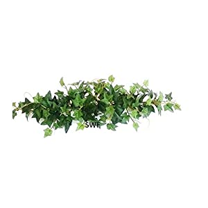 2' Green Leaf Sage Ivy Swag Greenery Silk Wedding Flowers Home Party Holiday Decor 1