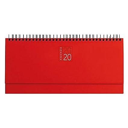 Agenda planificadora de mesa 2020 semanal espiralada ...