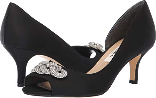 - NINA Women's MADOLYN Pump, Black, 8.5 M US