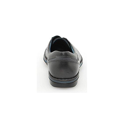 De Homme Ville À Pikolinos Noir Pour Lacets Chaussures HSqaYU51