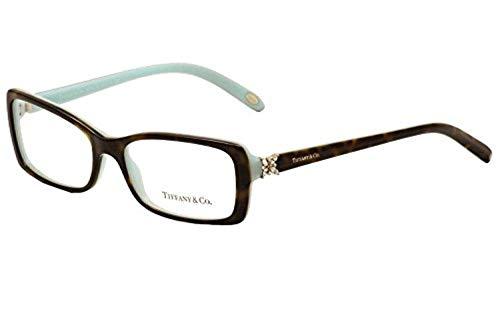 Tiffany & Co. TF2091B - 8134 Eyeglass Frame TOP HAVANA/BLUE ()