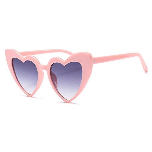 Gafas Cat Blue Sol Love Moda De Red Gafas Eyewear De Love v0qFrv