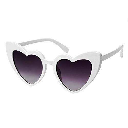 noir up hotrodspirit verre rockabilly coeur forme lunette de pin femme soleil blanche TvTH8q1