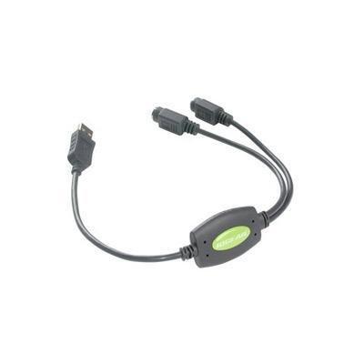 IOGEAR GUC10KM / USB to PS2 Adapter by IOGEAR