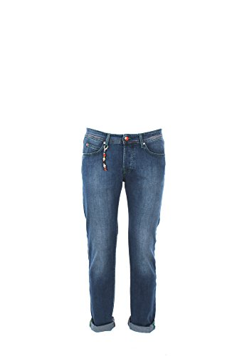 Jeans Uomo Roy Roger's 29 Denim P17rsu000d141072659 1/7 Primavera Estate 2017