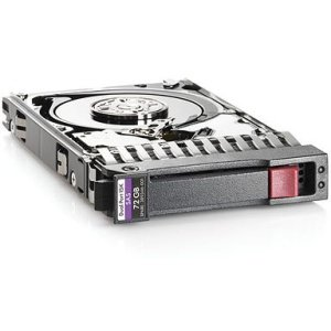 HEWLETT PACKARD 652749-B21 1TB 6G SAS 7.2K RPM 2.5IN SC MDL HDD ()
