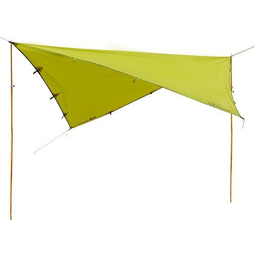 Odoland Camping Tent Tarps, Tarp Shelter Pole