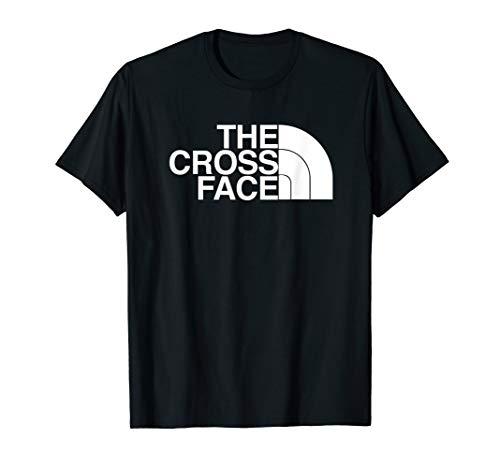 The Cross Face Wrestling T-Shirt