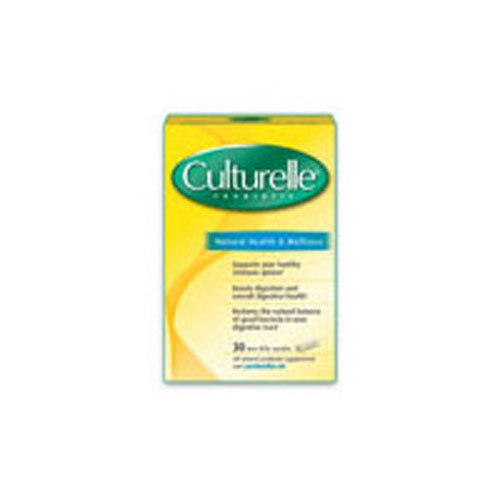 Culturelle Natural Health & Wellness Capsules 30 ea (Pack of 2) by Culturelle