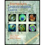 Understanding Earth, Press, Frank and Kresan, Peter L., 0716741229