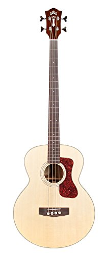 Guild B-140E Acoustic-Electric Bass in Natural by Guild Guitars