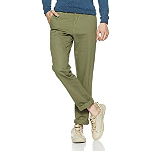 Amazon Brand – Symbol Men's Chino Regular Casual Pants