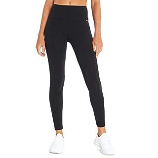Marika Women's Camille Tummy Control Leggings, Black, Extra Large