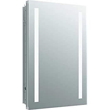 Amazon Com Krugg Led Medicine Cabinet 24 Inch X 36 Inch