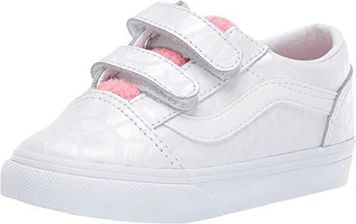 Vans Kids Old Skool V Toddler Sneakers (9 Toddler) -