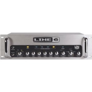 【並行輸入品】Line 6 LowDown HD400 (400W Bass Head) ベースアンプ B007ELXPKK