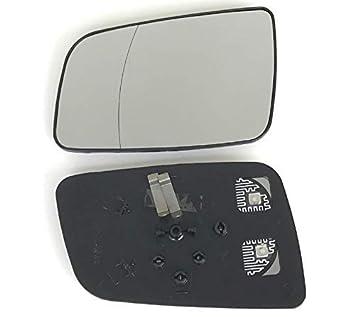 Spiegel Spiegelglas links beheizbar f/ür Au/ßenspiegel elektrisch und manuell verstellbar geeignet