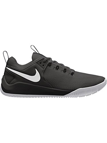 NIKE Women's Air Zoom Hyperace 2 Shoes, Black/White, 9.5 B US