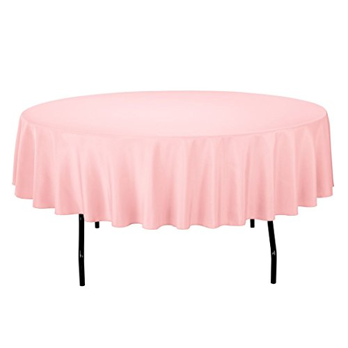 Pink Elegance Tablecloth (Gee Di Moda Tablecloth - 90