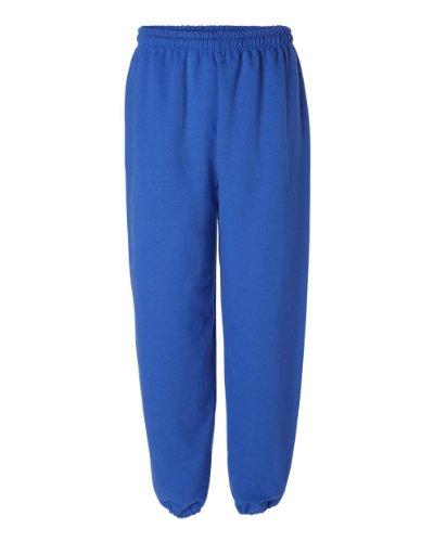 Gildan 18200 Heavy Blend Sweatpants, Royal, Large