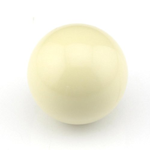 Owfeel Snooker Billiard Cue Ball 1.96 Inch White