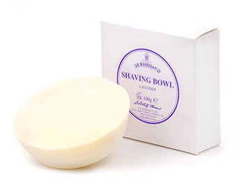 D R Harris Lavender Shaving Soap Refill (100g) by D.R. Harris