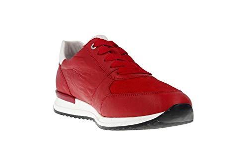 Cuero De Mujer Cordones Para Zapatos Remonte Rojo Wgf7tqxvw IqwCptA