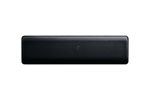 Razer - Ergonomic Keyboard Rest – Worlds Most Comfortable Wrist Rest for Gamers and Typists - Compact Size