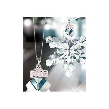 Compare with similar items - Amazon.com: Swarovski Christmas Ornament Annual Edition 2008: Home
