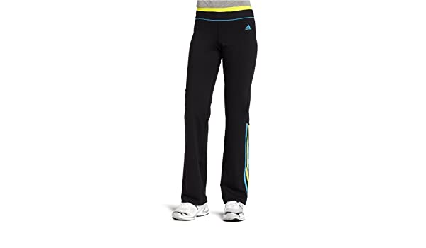 adidas Marathon 10 de pantalón de chándal, Mujer, Black