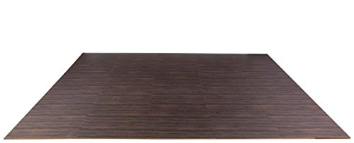 Amazon.com : Clevr Interlocking EVA Gym Foam Floor Mat Tiles (24